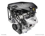 New 3.5 Ltr GM Engine
