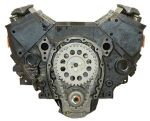 4.3L Remanufactured Engine - DC99 - Vin: Z - Rllr Cam-2 Blt Ret, No Bal Shft
