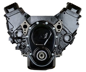 4.3L Remanufactured Engine - VC99 - Vin: Z - W/Tin,Use Oem Valve Covers,No Bal S - 2wd