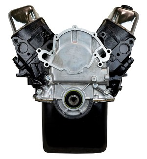 5L Remanufactured Engine - VF10 - Vin: F - W/Valve Covers,T/C & Oil Pan