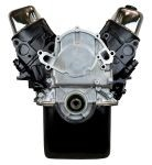 5L Remanufactured Engine - VF10 - Vin: D - W/Valve Covers,T/C & Oil Pan