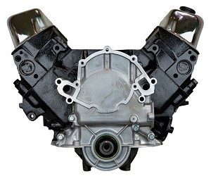 5.8L Remanufactured Engine - VF39 - Vin: H - No Smog, T/C & V/C - No Oil Pan