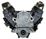 5.8L Remanufactured Engine - VF39 - Vin: G - No Smog, T/C & V/C - No Oil Pan