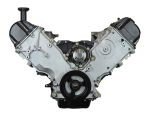 6.8L Remanufactured Engine - VFCN - Vin: S - P.I. Heads W/Tinware,W/P,Crnk Puly